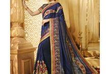 Shivranjani Party Wear Designer Saree