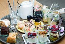 Yemek & içmek / Yemek ve içmek üzerine, tabaklar, bardaklar, menüler...