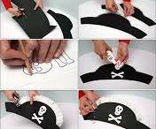 pirati masky