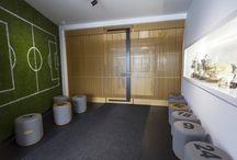 sports spaces design