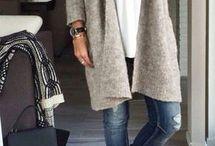 schlichte Mode