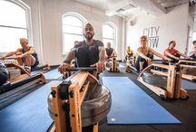 Rowing Studio - WaterRower