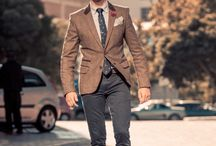Casually But Smart / Men's Fashion