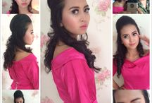 natural look / makeup hair do by iwanpasto