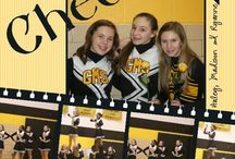 Cheerleading Scrapbooking