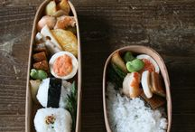 LUNCH BOX. JAPANESE LUNCH BOX. OBENTO.
