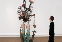 process - Found objects and Assemblages