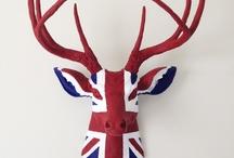 Union Jack / by Susan Laubsch-Robinson