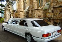 Mercedes 7 Seat Classic Stretch Limousine / Classic Stretch Limo Hire Brisbane, Gold Coast, Sunshine Coast Premier Limousines 1300 887 837