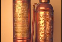 Fire Extinguishers / by Thomas Whittle