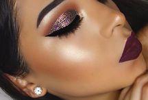 Makeup. / #