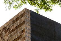 arquitectura : texturas
