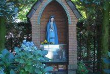 Virgen gruta