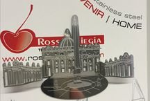 RossoCiliegia® magnet / Inox magnet