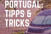Urlaub in Portugal / Alles rund um den Portugal Urlaub: Infos über Land und Leute, Tipps zu Unterkünften und Sehenswürdigkeiten und jede Menge Tricks für den perfekten Camping Urlaub in Portugal