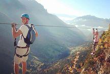 Via Ferrata / La via ferrata est une voie d'escalade équipée de barreaux et de câbles. Née dans les Dolomites à des fins militaires, elle est devenue une activité sportive accessible à tous... Autour d'Annecy, Mountacala vous propose de vous guider en via ferrata. Plus d'infos sur http://www.mountacala.com/via-ferrata-annecy/