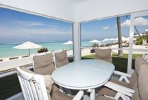 Regal Beach 111 - Cayman Villas / Exclusive, ground floor, beach front 3 bedroom, 3 bath unit, centrally located on the spectacular Seven Mile Beach.