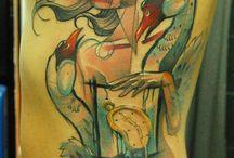 tattoo / by Julie Kuwabara