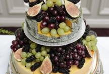 Savoury Wedding Cheese Cakes
