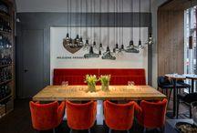 Restaurant Myslikova | Project