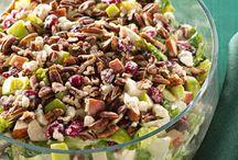 Food - Salads / by Trish Whelan