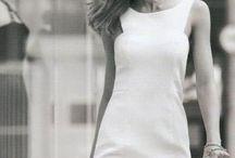 White Dress Obsession!