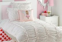 Put some girls in it / Little girl bedroom ideas