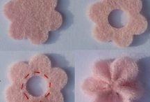 Pannolenci fiori
