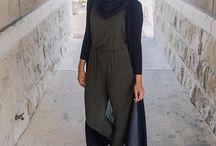 hijab and summer