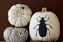 Paint a pumpkin / by Stella Luckey