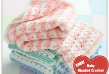 Baby blanket stuff  / by Tricia Meier
