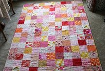 patchwork&table runners