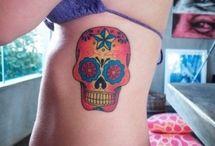Girl's skulls
