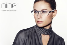 nine EDGE / Lightweight frames and sunglasses from the danish company nine eyewear.
