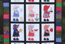 Quilt Patterns / These projects are patterns designed by Michele Crawford for Flower Box Quilts; and are available to purchase online.