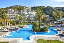 Sheraton Rhodes Resort, 5 Stars luxury hotel in Ixia, Offers, Reviews