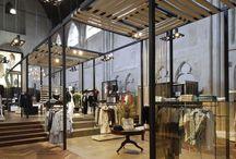Store design | 店鋪。設計