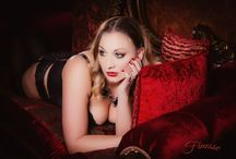 Boudoir Photograpohy / A selection of my own boudoir and inspiration