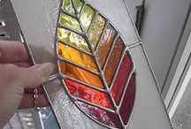 Glass Painting, Fabric painting