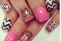 Nails!! / by Kayla Thompson