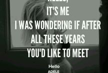 Adele & more