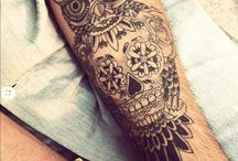 Tattoos / by Rose Gomez