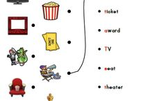 Movie / Film Themed Activities for Kids