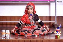 FOLK DANCE: PRESIDIANS CELEBRATE THE CULTURAL TREASURES OF INDIA
