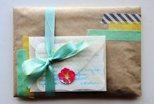 Packaging Ideas / Love creative packaging
