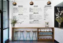 bares, restaurantes, cafés e afins