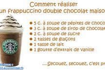 Starbucks recette