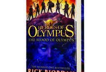 The Blood of Olympus / It's the last book in the series! The wait is finally over - you can buy it now: http://po.st/7glRAS