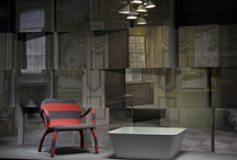 NK Stockholm Design week. / Design week in Stockholm. het warenhuis NK