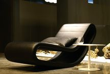 The More Modern Collection / The ultra modern pieces encompass this collection
